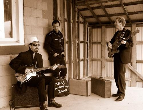 "The ""Bruise Brothers"" play the blues"